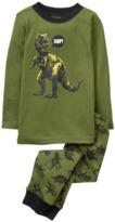 Crazy 8 Dino 2-Piece Pajama Set