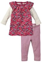 Tea Collection Little Lucia Set (Baby)-Multicolor-12-18 Months