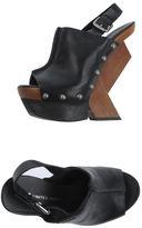United Nude UN Platform sandals