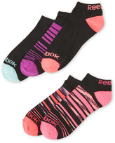 Reebok 5-Pack Low Cut Socks