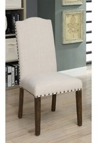 BEIGE Auttenberg Upholstered Parsons Chair Dining Gracie Oaks Upholstery Color