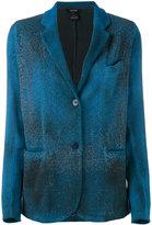 Avant Toi embellished blazer - women - Cotton/Linen/Flax/Polyamide/Cashmere - S