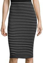 Decree Midi Bodycon Skirt