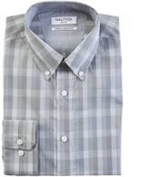 Nautica Wrinkle Resistant Griffin Plaid Shirt