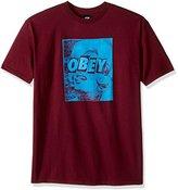 Obey Men's Unusual Activity T-Shirt