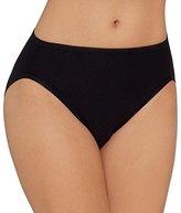 Vanity Fair Women's Illumination Cotton Hi Cut Panty 13315