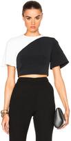 David Koma Asymmetric Hem Skirt