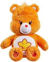 Care Bears Medium Plush with DVD Laugh-a-Lot
