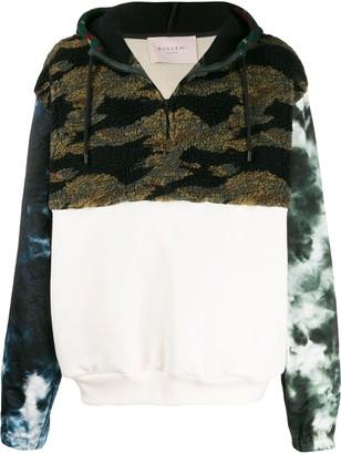 Buscemi Printed Fleece Hoodie
