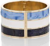 Brahmin Fairhaven Inlay Cuff Jewelry