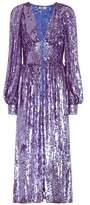 ATTICO Sequinned coat