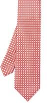 J.Mclaughlin Italian Silk Tie in Geometric