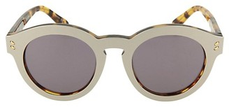 Stella McCartney Core 49MM Round Sunglasses