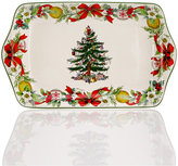 Spode Christmas Tree 2017 Annual Dessert Tray