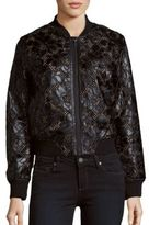 Bagatelle Long Sleeve Zip-Up Jacket
