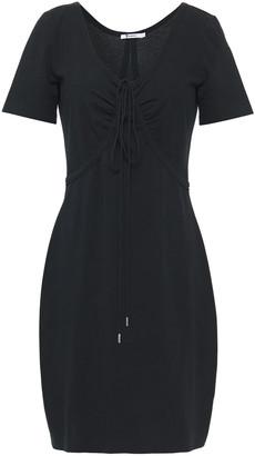 alexanderwang.t Cotton-jersey Mini Dress