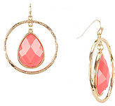 Anna & Ava Teardrop Stone Earrings