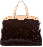 Louis Vuitton Vernis Brea MM