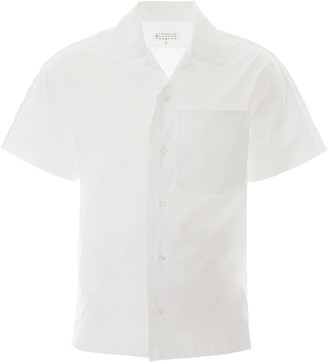 Maison Margiela Bowling Cotton Shirt