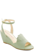 Bait Footwear Meant to Beach Wedge in Mint