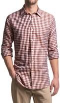 Robert Talbott Crespi III Sport Shirt - Cotton-Linen, Long Sleeve (For Men)