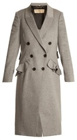 Burberry Trentwood wool and cashmere-blend coat