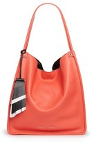 Proenza Schouler Medium Calfskin Leather Tote - Black