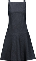 Raoul Skye stretch-denim mini dress