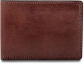 Thumbnail for your product : Bosca Leather Bifold Wallet