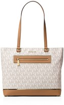MICHAEL Michael Kors Frame Out Large Logo North/South Tote