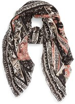 Hinge 'Tapestry Patchwork' Scarf