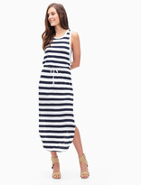 Splendid Pines Ruby Stripe Maxi Dress