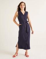 Catriona Linen Dress