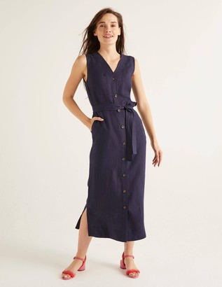 Catriona Linen Dress