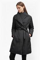 French Connection Verbier Duvet Wrap Coat