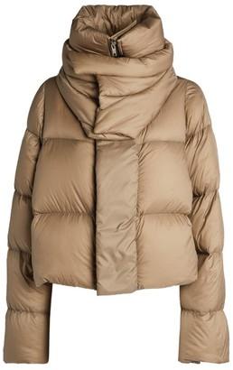 Rick Owens Mountain Duvet Puffer Jacket