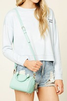 Forever 21 FOREVER 21+ Mini Satchel Crossbody