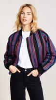 Diane von Furstenberg Bomber Jacket