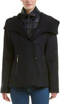 Dawn Levy Camie Wool-Blend Jacket