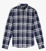 Welcome Stranger L/S Plaid Clean Seam Shirt