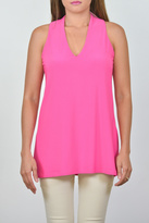 Joseph Ribkoff Stretch V-Neck Tank