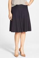 Nic+Zoe Panel Twirl Skirt (Petite)