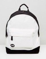 Mi-Pac Classic Backpack In Monochrome