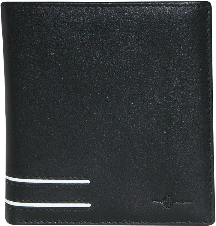 JCPenney Buxton Luciano RFID Convertible Leather Wallet