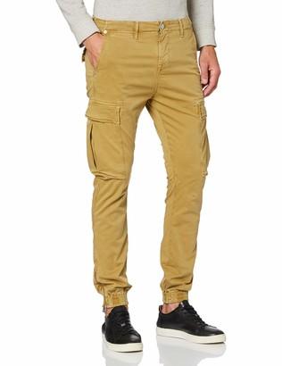 True Religion Men's Cargo Pant Trousers
