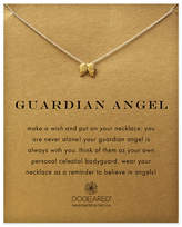 Dogeared Reminder Guardian Angel Single Strand Necklace