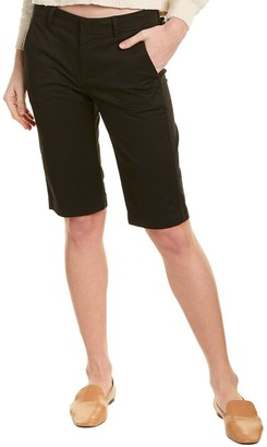 Vince Side Buckle Bermuda Short
