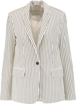 Rag & Bone Belmar striped silk blazer