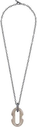 Parts Of Four Deco link necklace