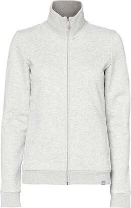 CARE OF by PUMA Women's Zip Through Fleece Track Jacket Grey EU L (US 10)